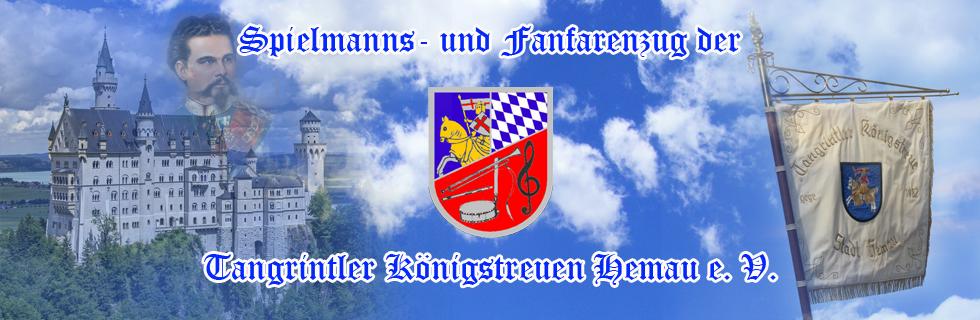 Spielmanns- und Fanfarenzug der Tangrintler Königstreuen Hemau e.V.